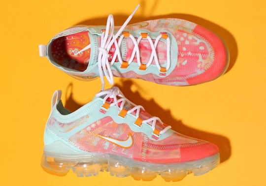 Nike Doubles The Vapormax On This Upcoming Women's 2019 Silhouette