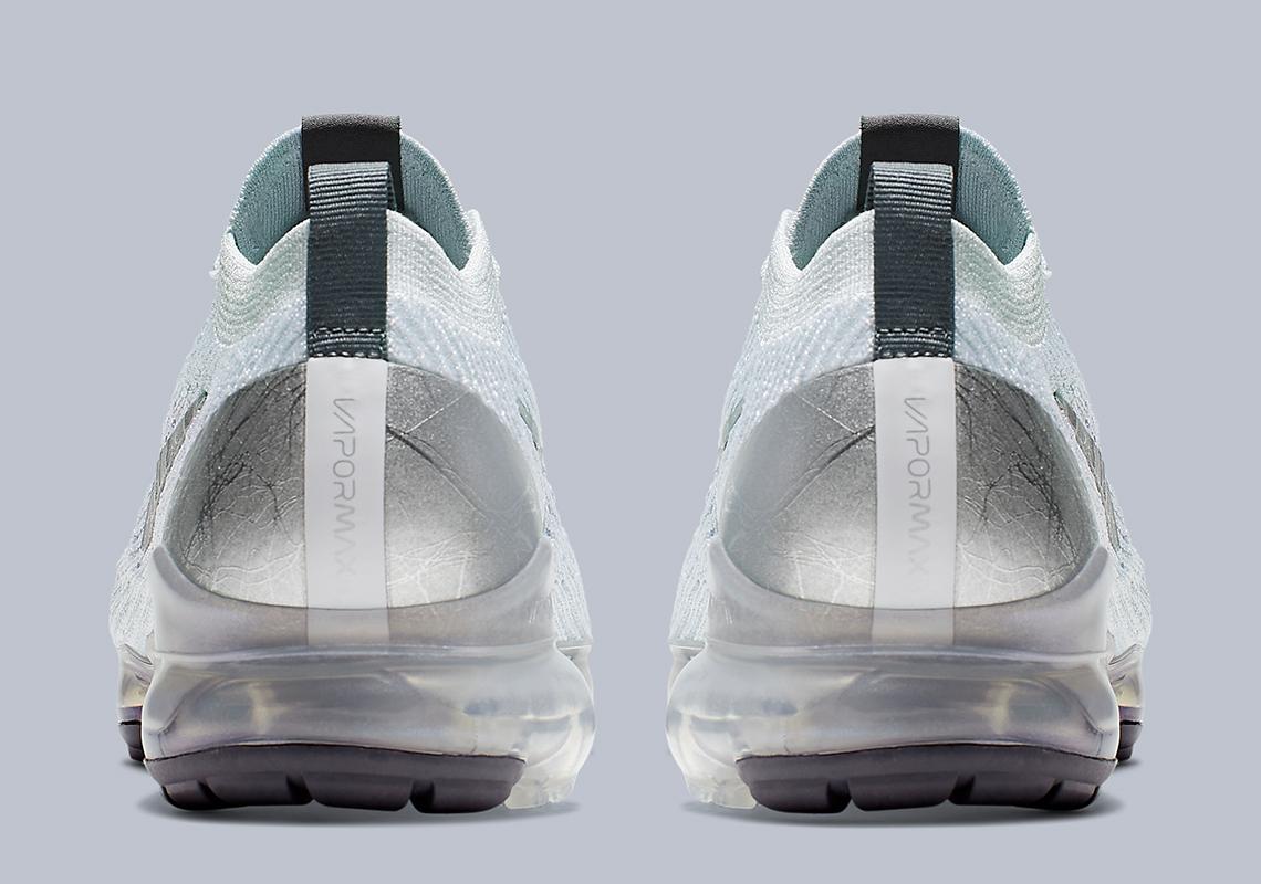 "Nike Vapormax Flyknit 3.0 ""Reflect Silver"" Drops Soon: Official Photos"