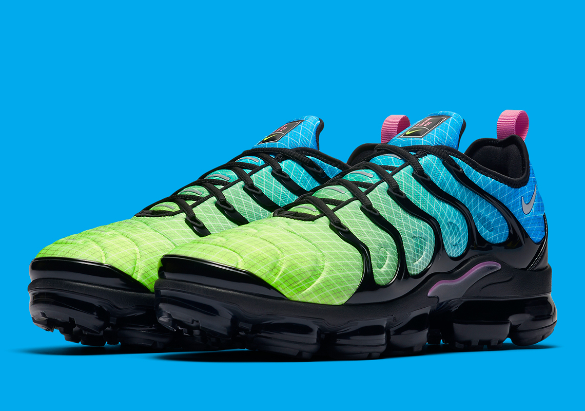 Nike Vapormax Plus Aurora Green 924453