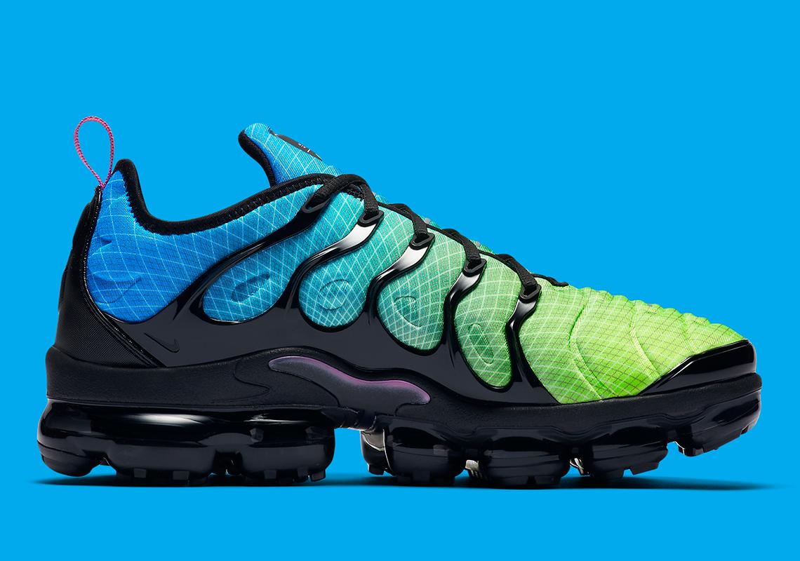 Nike Vapormax Plus Aurora Green 924453 302 Release Info