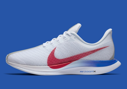 Nike Zoom Pegasus 35 Turbo Gets The Vintage Blue Ribbon Sports Look