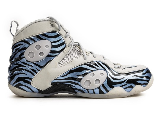 "The Nike Zoom Rookie Receives A ""Memphis Tigers"" Colorway"