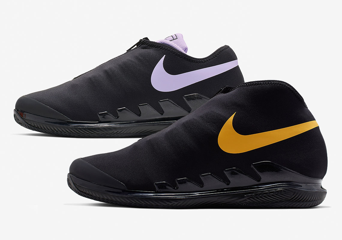 dcb453c69fdc Nike Explores More Tennis/Basketball Hybrids With The Zoom Vapor X Glove