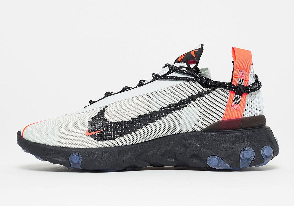Nike React WR ISPA Ghost Aqua CT2692 400 Release Date