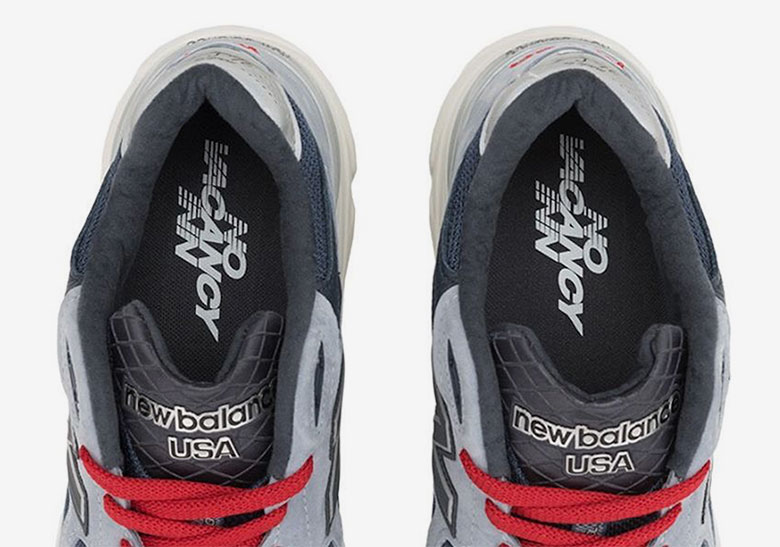 super popular 3f279 213f7 No Vacancy Inn New Balance 990 V3 Release Info | SneakerNews.com
