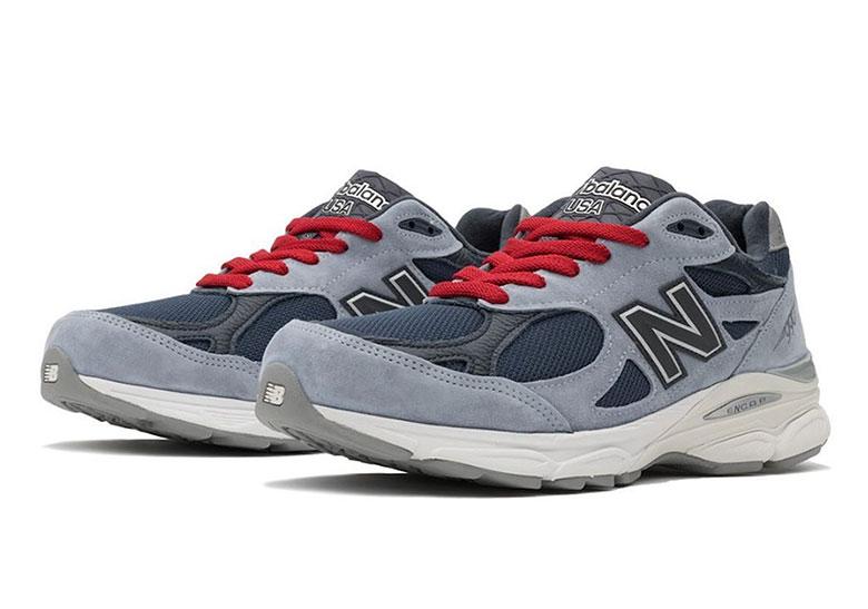 super popular 1c46c da265 No Vacancy Inn New Balance 990 V3 Release Info | SneakerNews.com