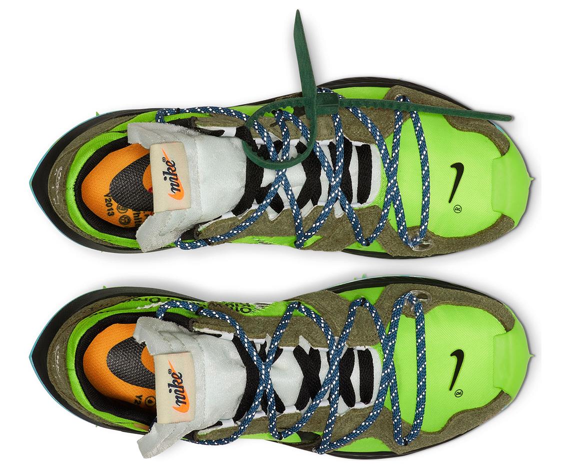 100% Calidad ajuste clásico rendimiento superior Off-White Nike Zoom Terra Kiger 5 Release Info | SneakerNews.com