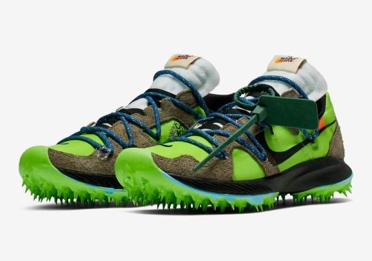 Virgil Abloh And Off-White Revamp The Nike Zoom Terra Kiger 5