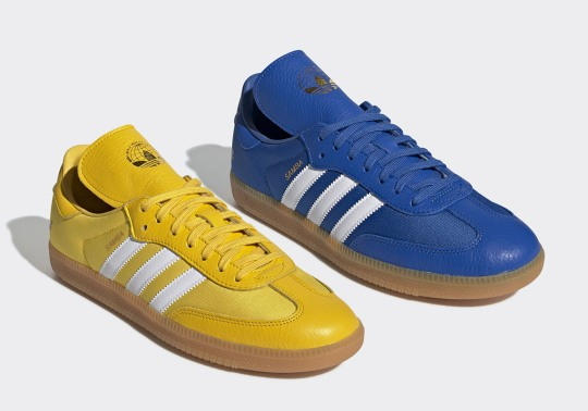 Oyster Holdings And adidas Originals Deliver Two Takes On The Samba OG
