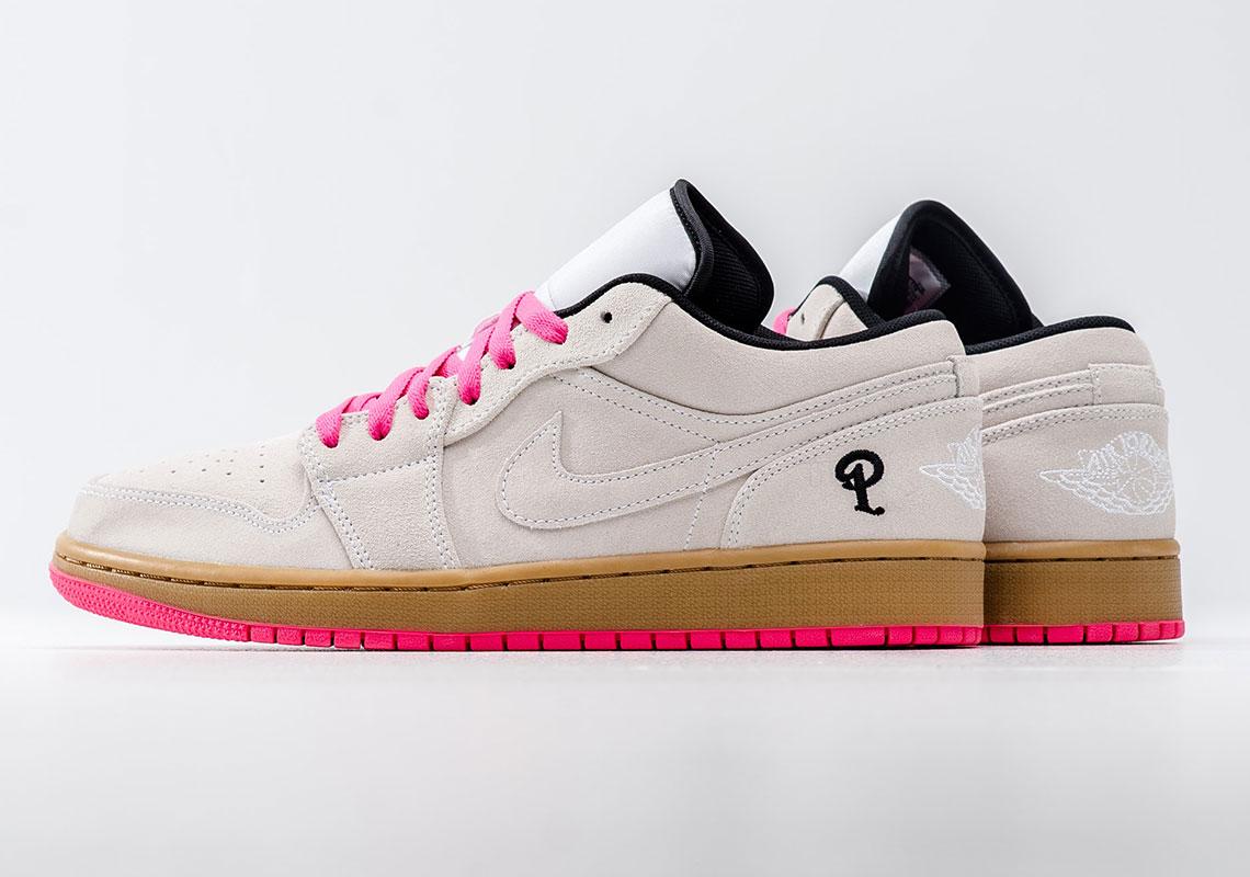 wholesale dealer d0618 a2895 Sneaker Politics Air Jordan 1 Low Block Party | SneakerNews.com