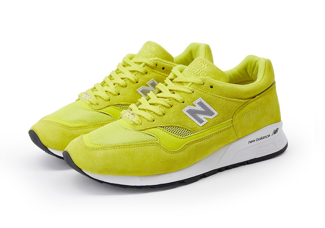 huge discount 59709 751c8 Pop Trading Company Colors Up Two Takes On The New Balance ...