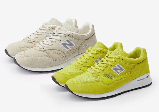 Pop Trading Company Colors Up Two Takes On The New Balance 1500