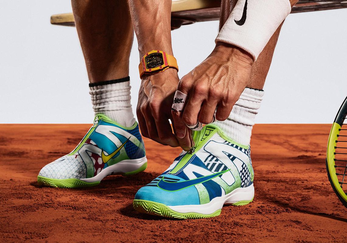 NikeCourt Cage 3 Glove Rafael Nadal What The Rafa Release Date ...