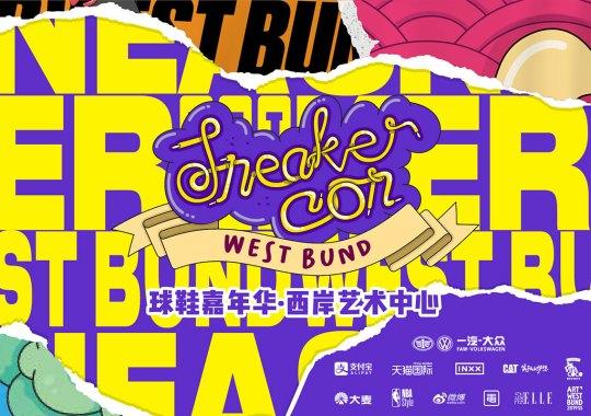 Sneaker Con Celebrates 10th Anniversary With Massive Three-Day Event In Shanghai