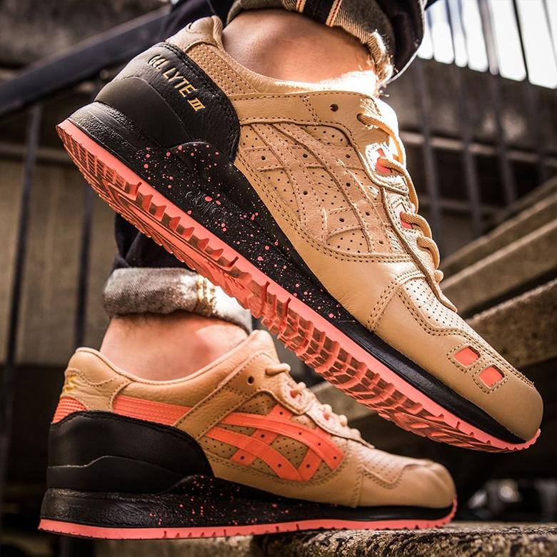621ea0a4d9dbe Sneaker Freaker ASICS GEL-Lyte III Tiger Snake Release Info ...