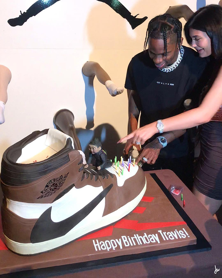 Travis Scott Air Jordan 1 Full History Details Sneakernews Com