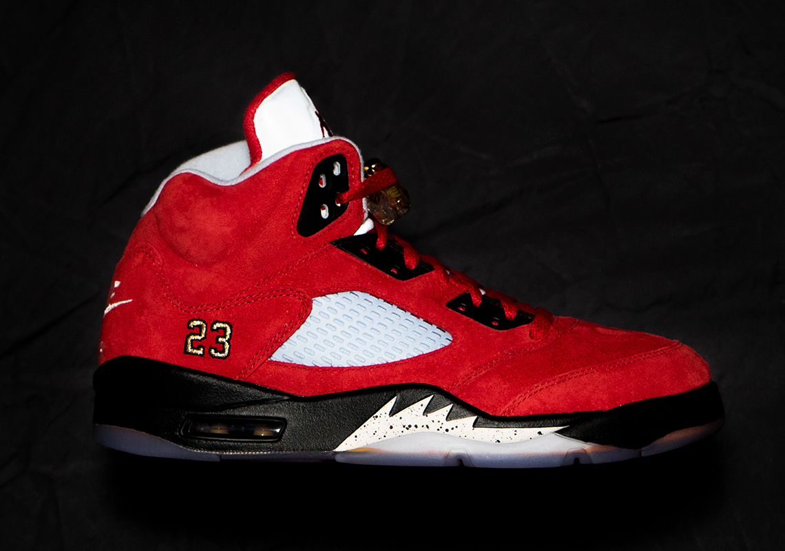 best loved 6eba6 1bb6c Trophy Room Jordan 5 Official Release Date + Info ...