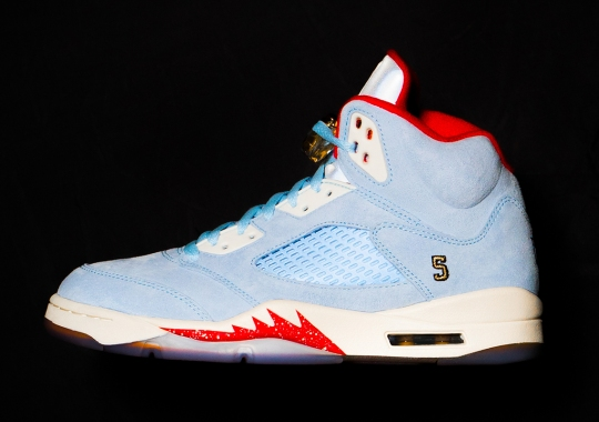 707f3c3685ed2b The Trophy Room x Air Jordan 5 Releases This Weekend