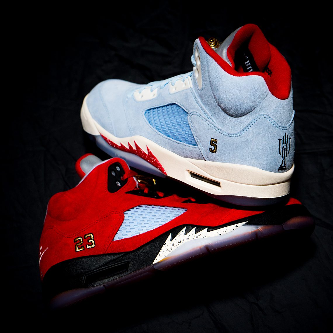 Trophy Room Jordan 5 Official Release Date Info