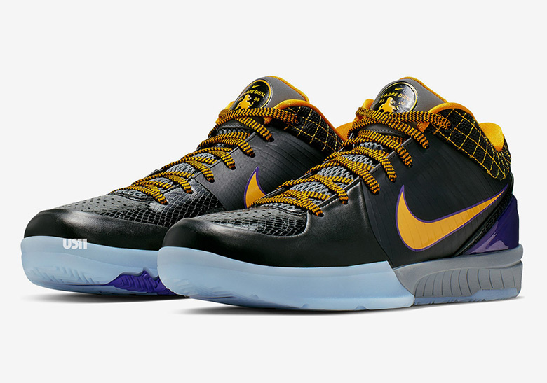 """huge discount ae7fe 3041e Nike Is Bringing Back """"Carpe Diem"""" On The Kobe 4 Protro A classic Kobe 4  colorway from 2009 is coming back in Protro form later this year. READ MORE"""