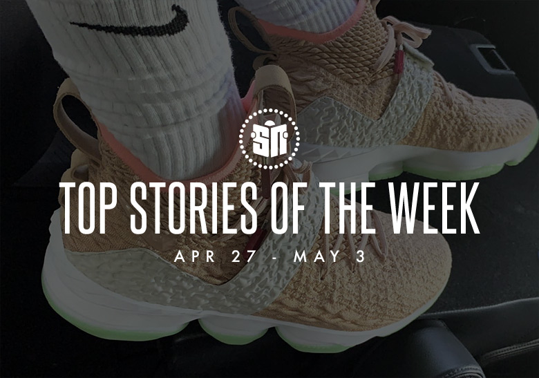 Sneaker News Updates May 3rd, 2019  