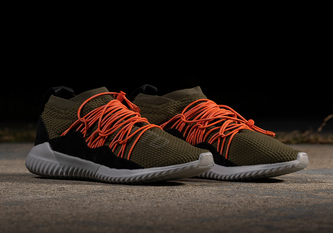 f16c7452657 UNDEFEATED and adidas To Launch Military Themed Running Collection