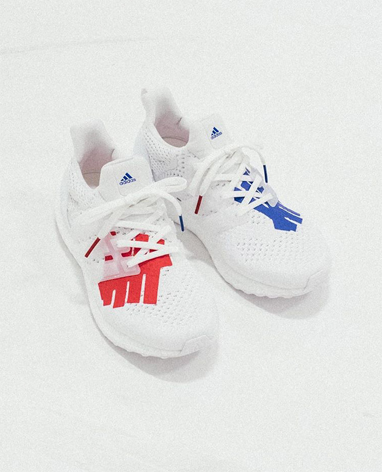 Undefeated adidas Ultra Boost 1.0 Stars