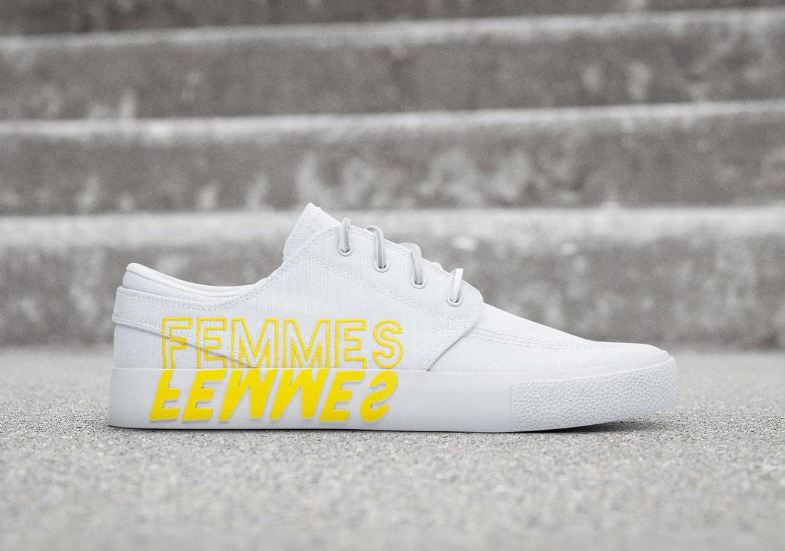 Violent Femmes Nike SB Janoski Release Info | SneakerNews.com