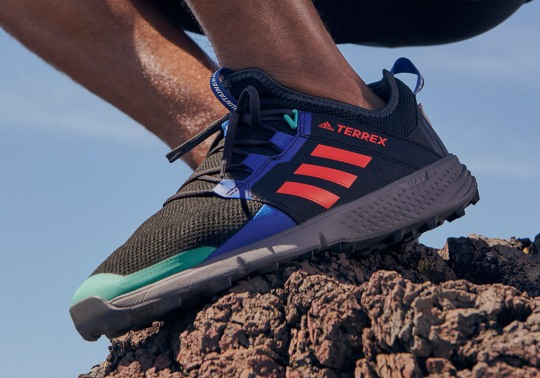 White Mountaineering And adidas Create A TERREX For Summer Hiking