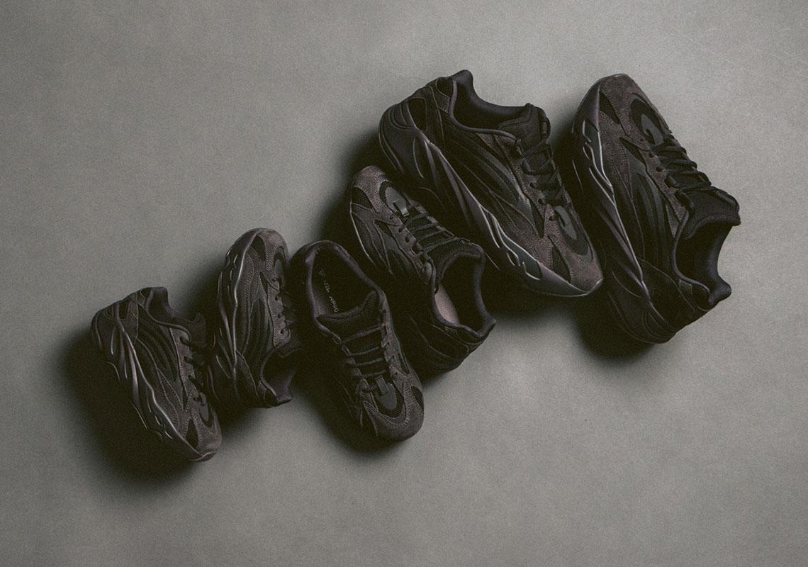 adidas Yeezy 700 Vanta Black - Store List Info | SneakerNews com