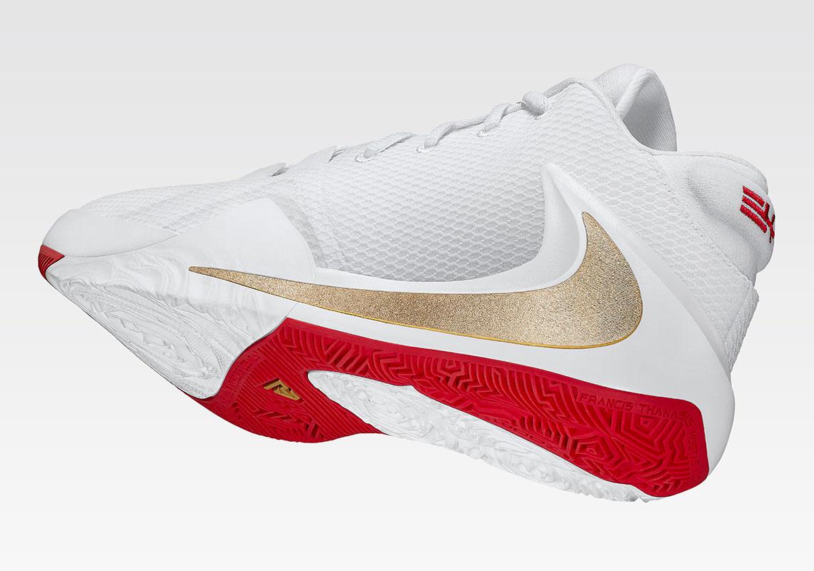 Giannis Antetokounmpo Nike Shoes Zoom