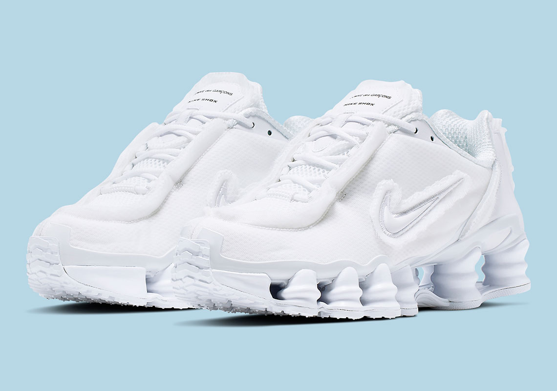 COMME des GARCONS Nike Shox TL CJ0546