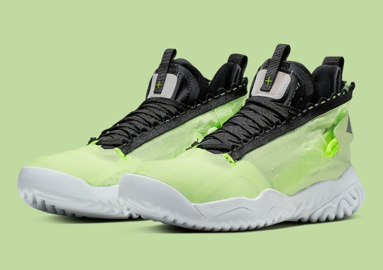 "release date: db073 ca4ca Jordan Proto React ""Barely Volt"" Is Here"