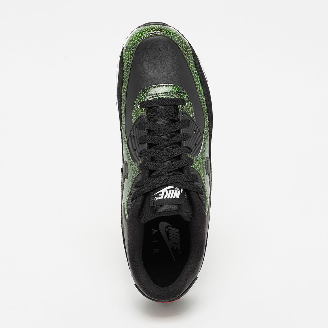 """Nike Air Max 90 """"Green Python"""" Release Date, Detailed s"""