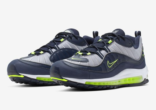 2d5e737734 Air Max 98 - Latest Release Dates And Photos | SneakerNews.com