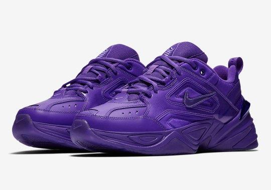 """Nike M2K Tekno Gel """"Grape"""" Is Coming Soon"""