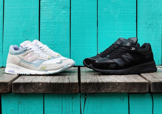 """OVERKILL And New Balance Team Up For The """"City Of Values"""" Pack"""