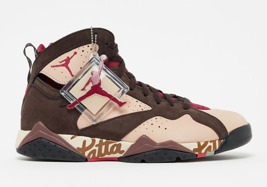 Patta's Air Jordan 7 Releases Globally On June 15th