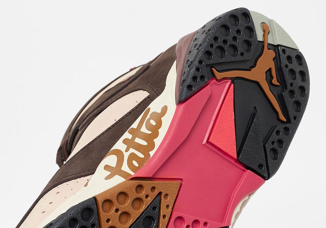 44d76d60bda Patta Air Jordan 7 AT3375-200 Global Release Date | SneakerNews.com