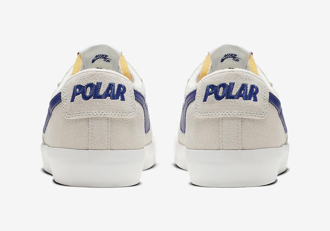 nike sb x polar blazer low