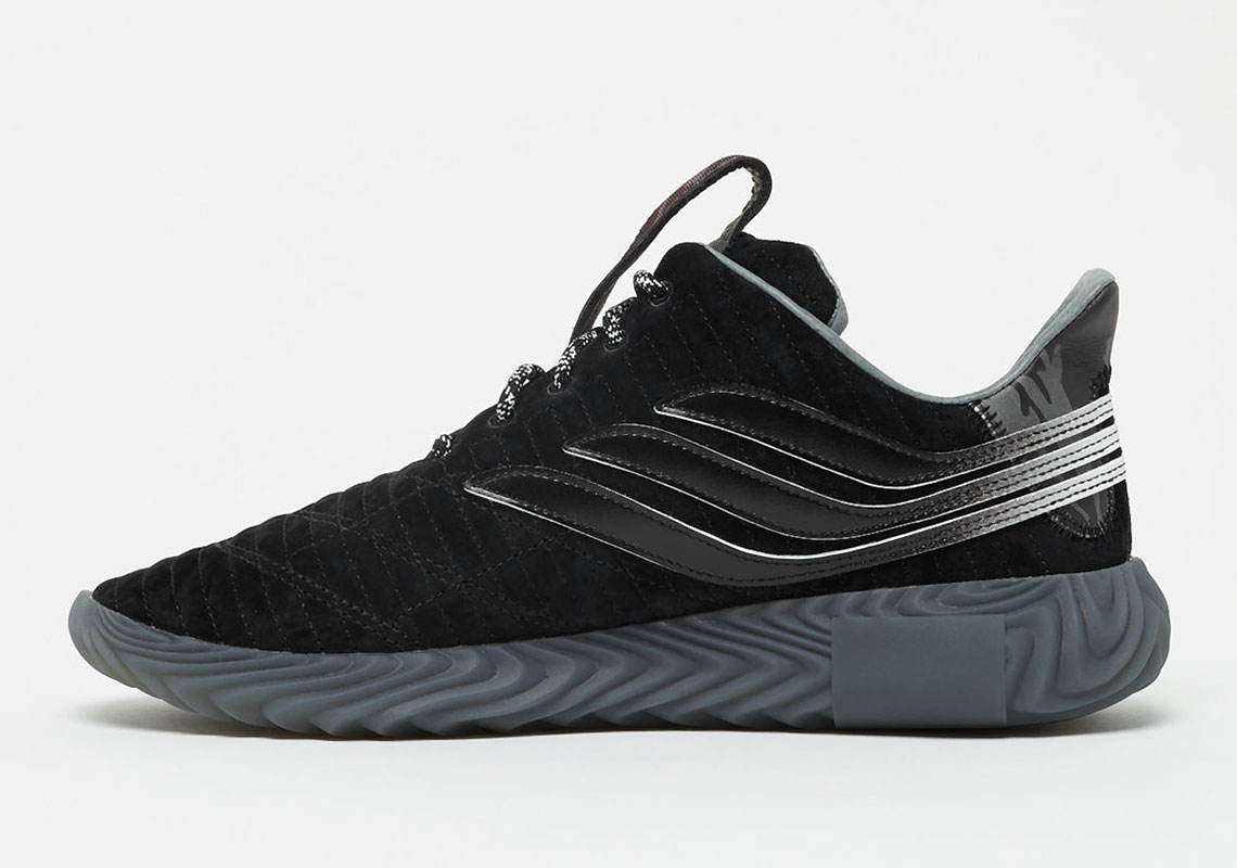 Stormzy And adidas Originals Collaborate On A Sobakov With Camo Print Accents