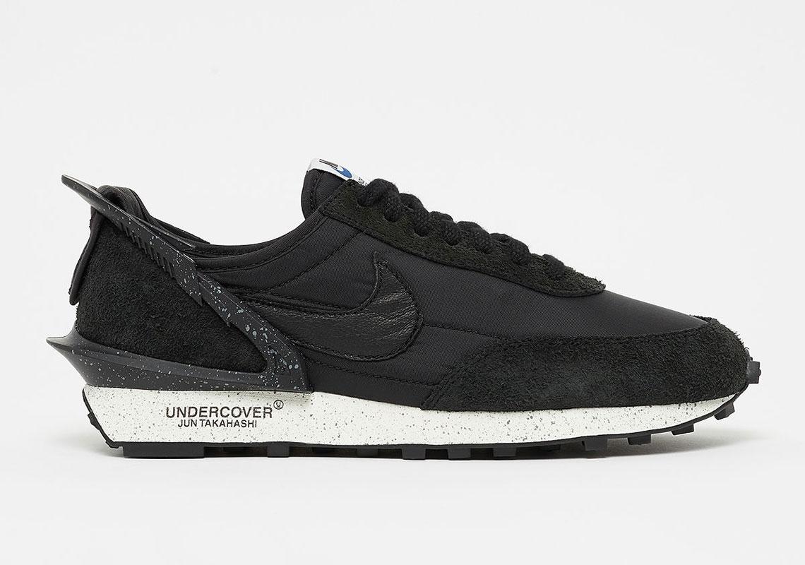 UNDERCOVER Nike Daybreak Black Sail CJ3295,001 Release Date