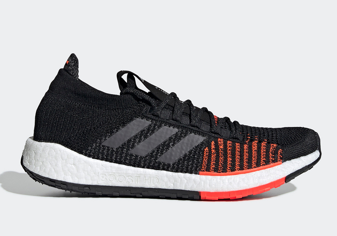 design intemporel f8cf9 fb95a Adidas Unveils Boost HD Technology With New Pulseboost ...