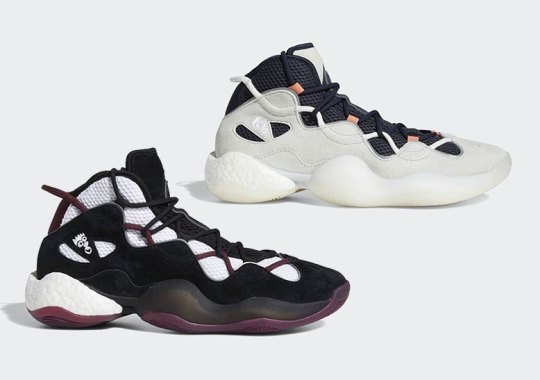 First Look At The adidas Crazy BYW 3