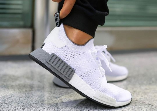 The adidas NMD R1 Primeknit Introduces New BOOST Colorblocking