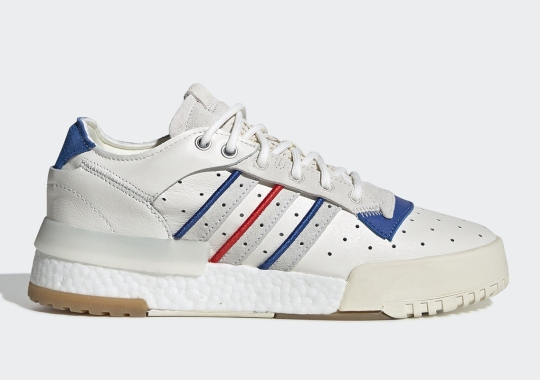 """The adidas Rivalry RM Low """"Tricolore"""" Is Available Now"""