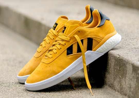 The Miles Silvas-Designed adidas Skateboarding 3ST.004 Is Available Now