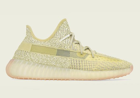 "adidas Yeezy Boost 350 v2 ""Antlia"" Releasing In Reflective And Plain Form"