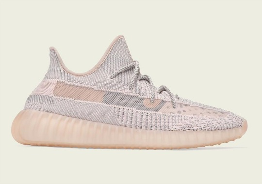 "The adidas Yeezy Boost 350 v2 ""Synth"" Is Releasing On June 22nd"