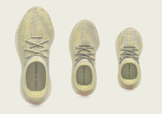 "adidas Yeezy Boost 350 v2 ""Antlia"" Releasing In Full Family Sizes"